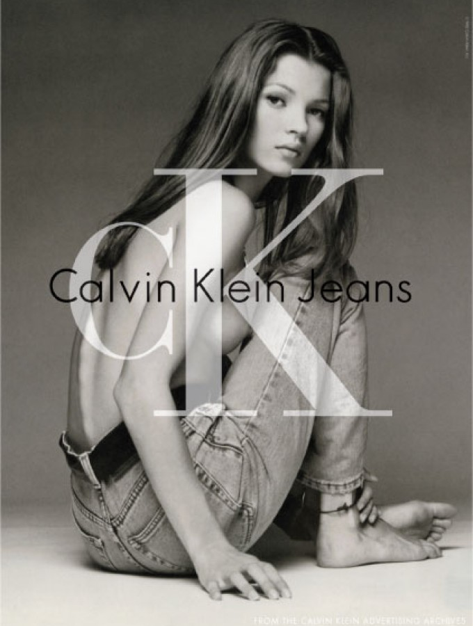 Calvin Klein: From the 70's to the Present